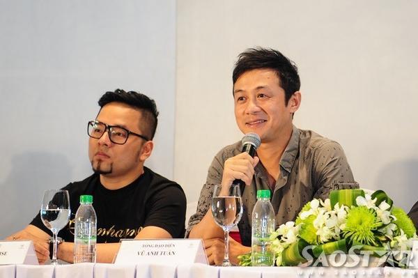 MC Anh Tuấn và DJ Kruise.