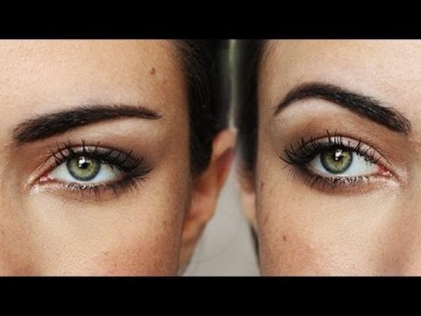 Hàng lông mày gọn gàng sẽ giúp đôi mắt và gương mặt bừng sáng