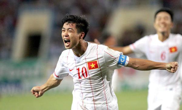 Công Phượng tỏa sáng tại giải U21 quốc tế 2015.