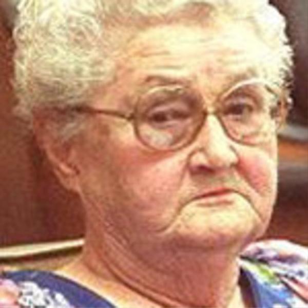 Virginia McMartin, người sáng lập nhà trẻ.