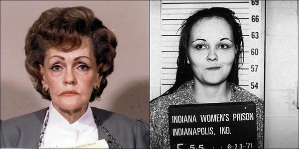 Gertrude Baniszewski và con gái bà ta, một trong những kẻ sát nhân.