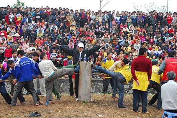 Kéo co ở Việt Nam cũng được tôn vinh là di sản văn hóa phi vật thể của UNESCO.