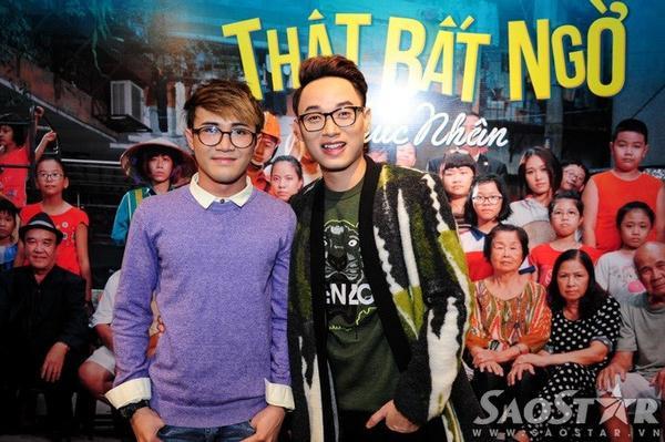 Diễn viên Huỳnh Lập. Anh đang tham gia chương trình Cười xuyên Việt phiên bản nghệ sĩ và được nhiều khán giả chú ý.