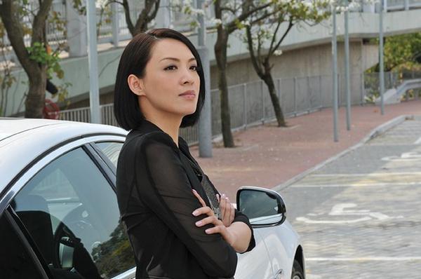 Trần Vỹ đầu quân cho TVB cách đây vài năm.