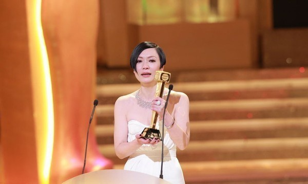 Điền Nhụy Ni đã đăng quang Thị Hậu vào năm 2013.
