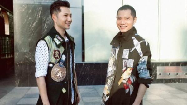 Giám đốc sáng tạo của L' Officiel Vietnam Dzung Yoko