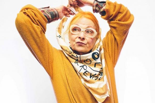 """Nhà thiết kế Vivienne Westwood thường nói với khách hàng """"Hãy mua ít, chọn khéo và sử dụng bền lâu""""."""