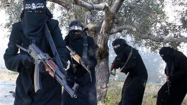 Nữ chiến binh IS sẽ là một mối lo ngại mới trong cuộc chiến chống khủng bố?