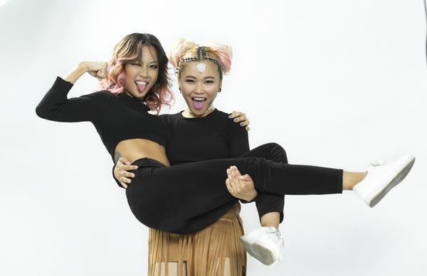 """Nói về sự kết hợp này, Thảo Nhi bày tỏ cô rất thích thú khi lần đầu làm việc cùng Suboi. Cả hai tỏ ra khá ăn ý và """"hợp cạ"""" nhau trong suốt quá trình thực hiện MV."""