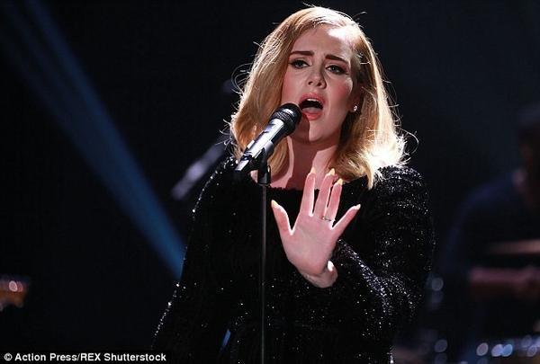 Tour diễn của Adele hứa hẹn sẽ đem lại doanh thu lớn.