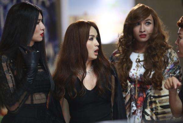 BB Tran - Thanh Tu - Chan Than San