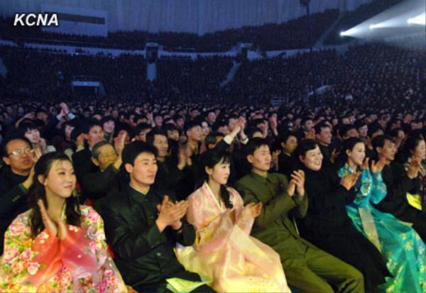 Ban nhạc nữ chuyên hát trong các chương trình biểu diễn nghệ thuật phục vụ quân đội và chính phủ Bắc Triều Tiên.