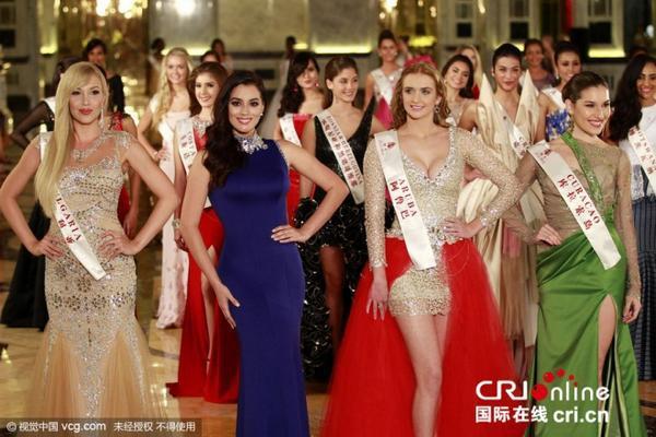 Những hình ảnh trong đêm thi chung kết Top Model ngày 12/12. Kết quả sẽ được công bố trong đêm chung kết Hoa hậu Hoàn vũ.