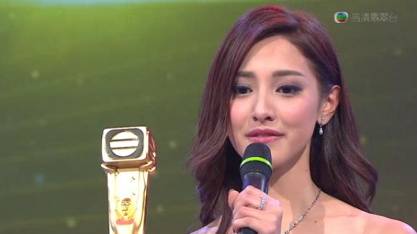 Trần Khải Lâm đoạt giải Nữ diễn viên tiến bộ nhanh nhất