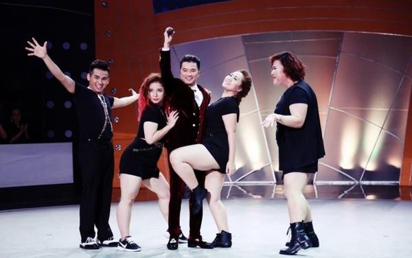 Top 4 của chương trình bao gồm: Ngọc Sơn, Huyền Thanh, Minh Thảo và Thủy Tiên.
