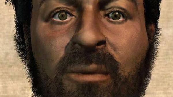 Chúa Jesus thực sự trông giống như thế này chăng? Ảnh: BBC