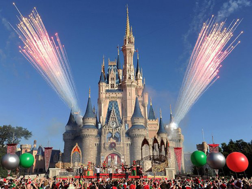 THE WANTED TAPES DISNEY PARKS CHRISTMAS TV SPECIAL