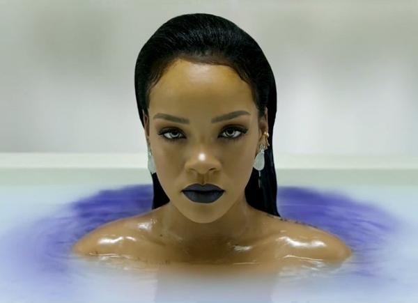 Hình ảnh mới nhất trong album Anti của Rihanna.