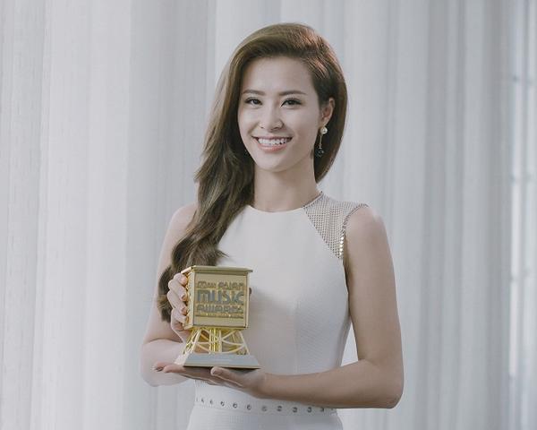Đông nhi đã được vinh danh Nghệ sĩ châu Á xuất sắc nhất (MAMA 2015)