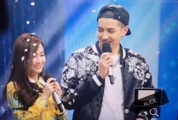 Jessica và Kris đều vướng scandal khi rời nhóm SNSD, EXO.