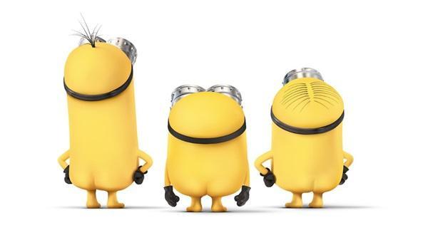 Những chú minion không cứu vãn được sự nhạt nhòa của phim.