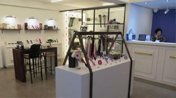 Pleasure Lab là cửa hàng đồ chơi người lớn đầu tiên dành cho phụ nữ ở Hàn Quốc.