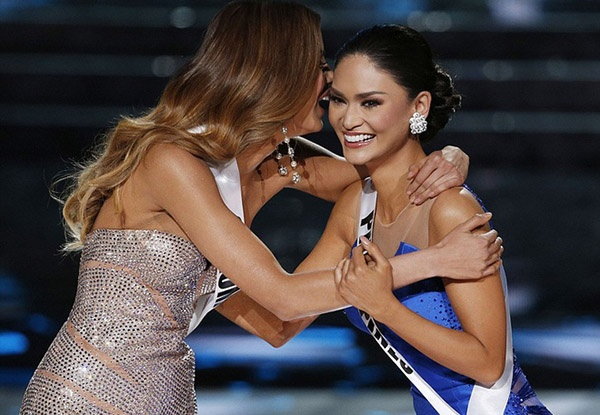 """Khán giả Việt cho rằng cả Hoa hậu Colombia và Philippines đều là """"nạn nhân"""" của kết quả năm nay."""