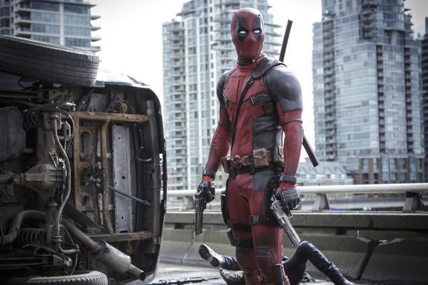 Tạo hình Deadpool trong phim lần này rất được khán giả khen ngợi...