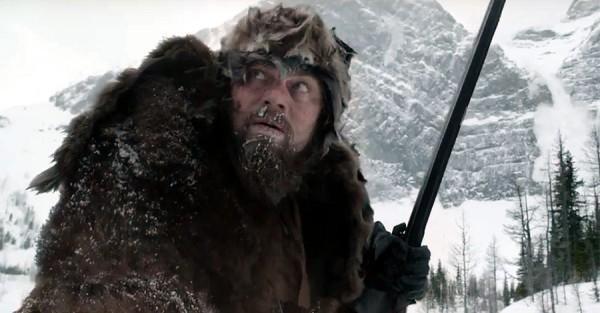 """""""The Revenant"""" được quay trong điều kiện hết sức khắc nghiệt của thiên nhiên Canada."""