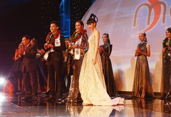 Jessica Minh Anh Giam Khao CK Sieu Mau 2015 14