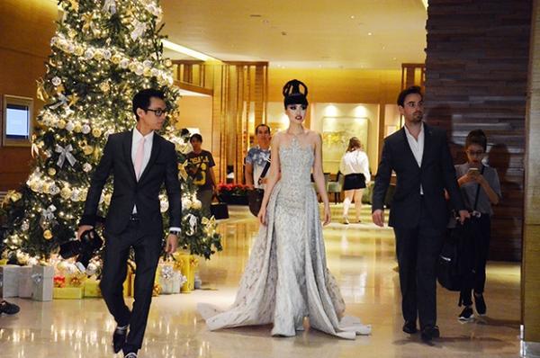 Jessica Minh Anh Giam Khao Sieu Mau 2015 1