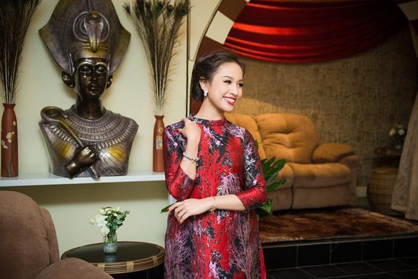 MC Thanh Vân Hugo.