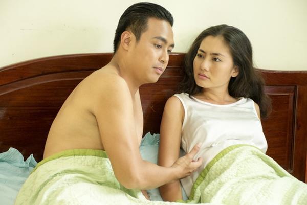 Ngoc Lan & Thanh Duy - Phim Hai Nguoi Vo (2)
