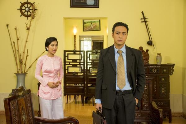 Quynh Lam bi chong ghe lanh - Phim Hai Nguoi Vo (6)