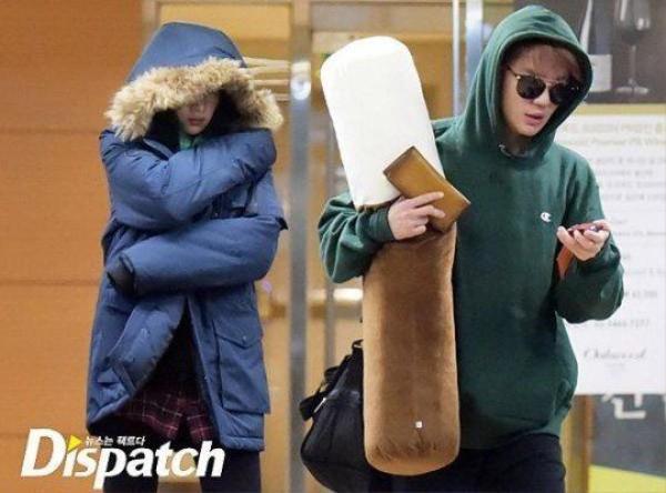Cặp đôi mới Kim Junsu và Hani của làng giải trí Hàn Quốc