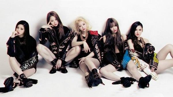 Cũng trong tháng 4, Hani có màn tái xuất cùng EXID với mini album Ah Yeah