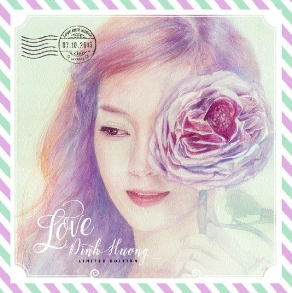 BI-A ALBUM LOVE -INH HU-O-NG