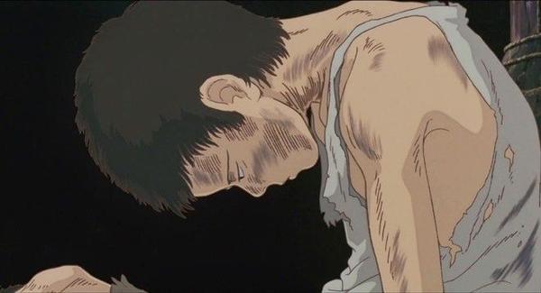 Seita phải trả giá cho niềm kiêu hãnh của bản thân bằng cái chết của em gái mình