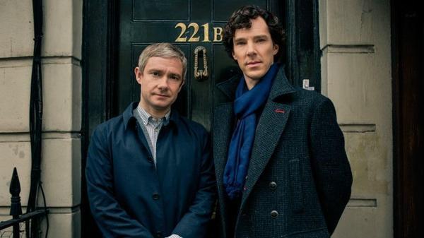 Bác sĩ Watson và Holmes phiên bản hiện đại