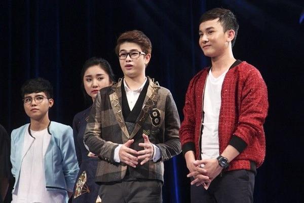 NTK Le Van Thao va ca si Loki Bao Long (2)