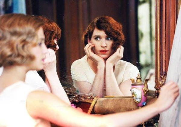"""Một Eddie Redmayne xinh đẹp trong """"The Danish Girl"""""""