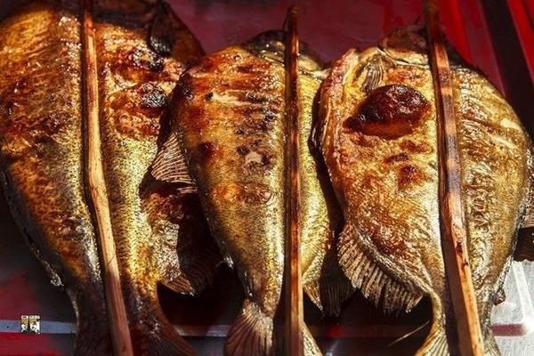 Món cá nướng du khách không thể bỏ qua khi đến vùng biển Sihanoukville.