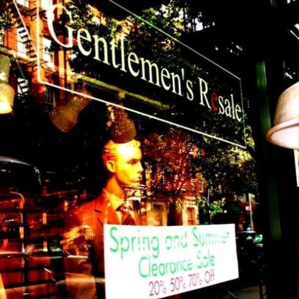 Gentleman's Resale