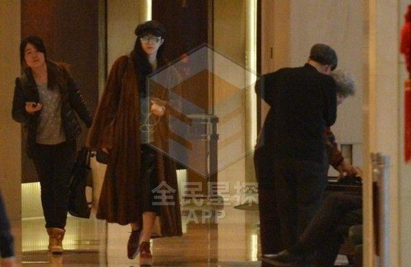 Phạm Băng Băng thường xuyên cùng bạn trai vào khách sạn để hẹn hò