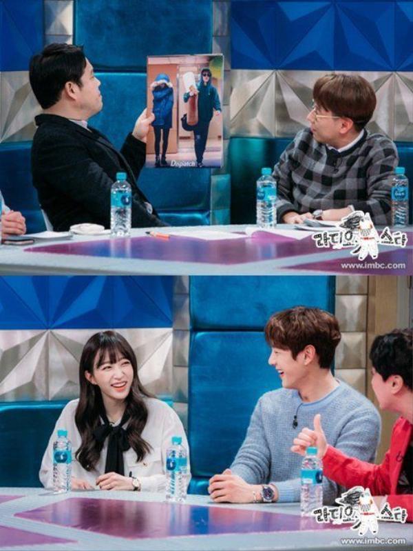 Hani trong Radio Star nhắc đến loạt ảnh hẹn hò với Junsu.