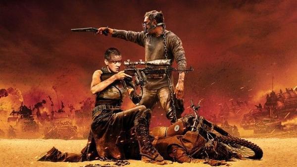 Mad Max được công nhận xứng đáng