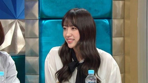 Hani trong chương trình Radio Star.