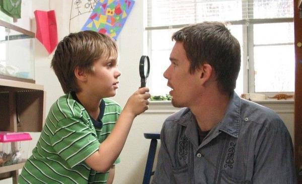 """""""Boyhood"""" là một tác phẩm đầy mơ mộng và táo bạo của đạo diễn Richard Linklater."""