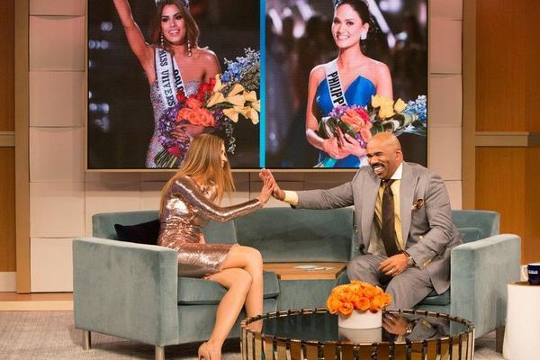 Steve cuối cùng thở phào vì có thể xin lỗi trực tiếp Ariadna Gutiérrez.