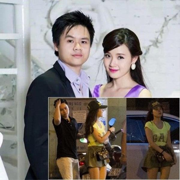 Hình ảnh hẹn hò của Midu và Phan Thành ngày hôm qua